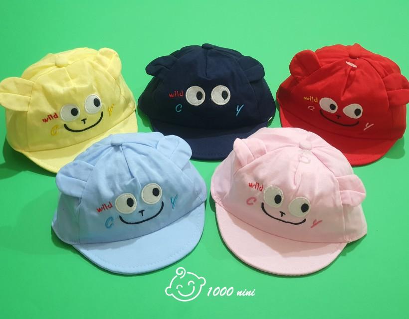 کلاه لبه دار لبخند پنگوئن 3197