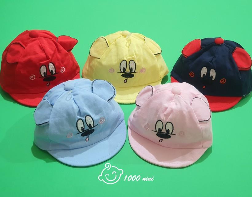 کلاه لبه دار موش پنگوئن 3196
