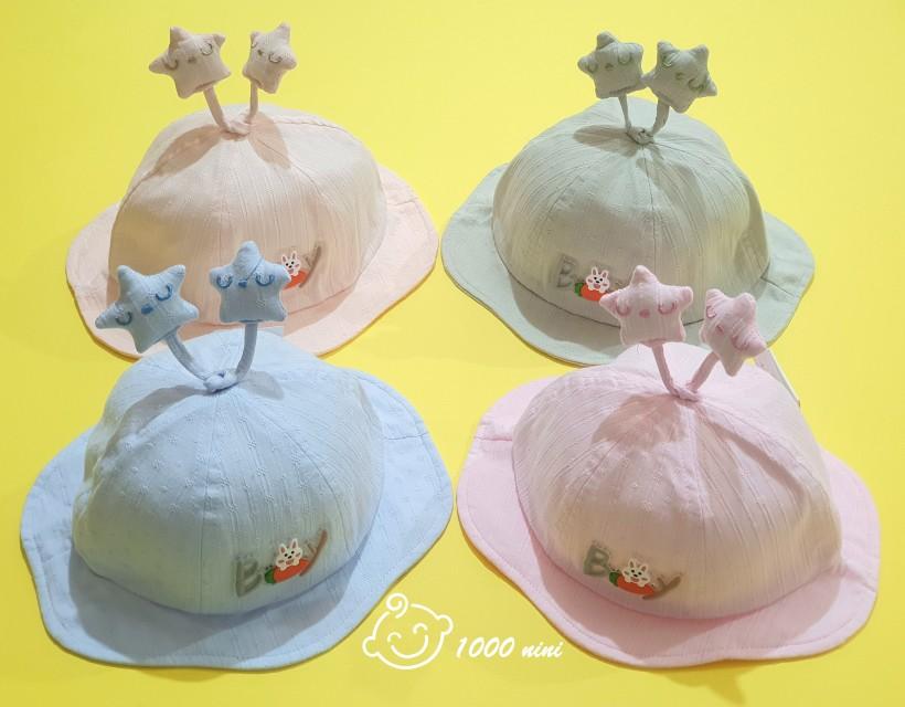 کلاه لبه دار طرح خرگوش ستاره
