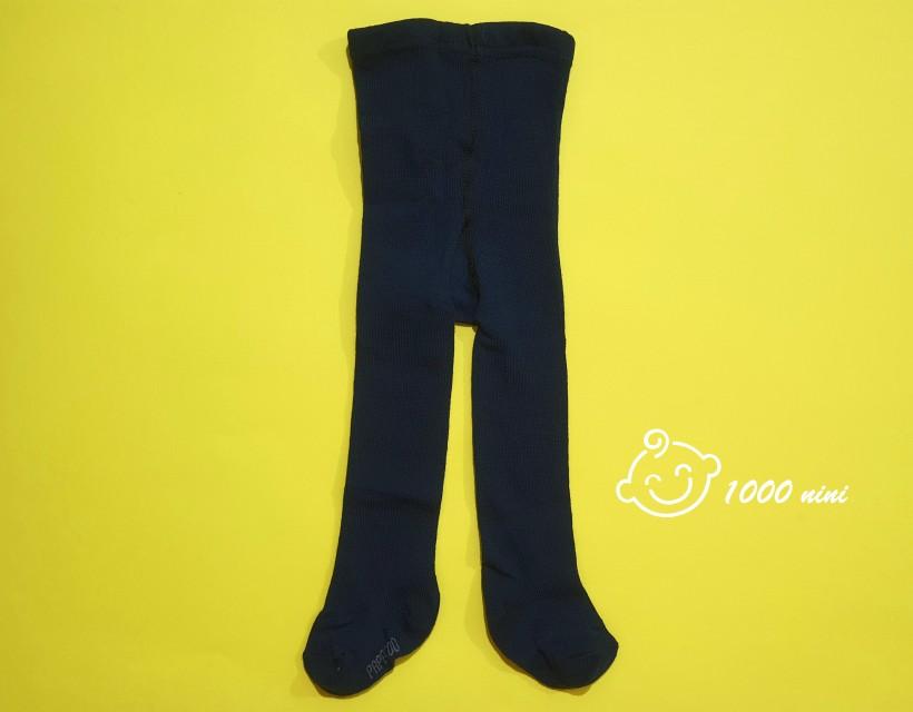 جوراب شلواری سرمه ای پاپک