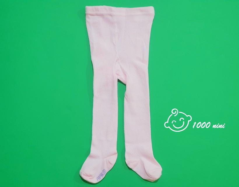 جوراب شلواری صورتی پاپک