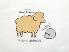 رکابی طرح حیوانات
