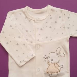 ست 3 تکه طرح خرگوش و ستاره گود مارک 3149
