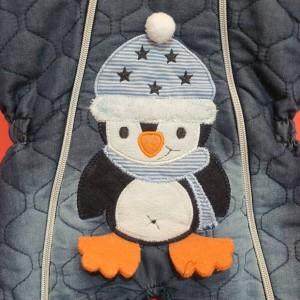 سرهمی لی طرح پنگوئن بیبی نیدز