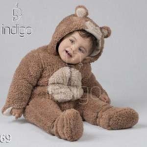 سرهمی میمون پشمالو 29769