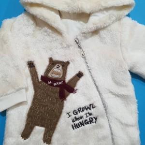 سرهمی پولیشی طرح خرس مهتابیبی 3473
