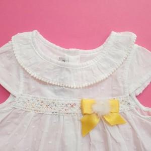 ست 3 تکه پیراهن گلدار ایندیگو 19724