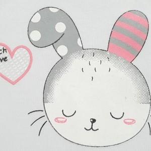 ست 19 تکه خرگوش و قلب گودمارک 3160