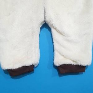 سرهمی سفید پولیشی خرس مهتابیبی 3459