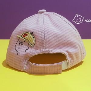 کلاه لبه دار طرح دست hand