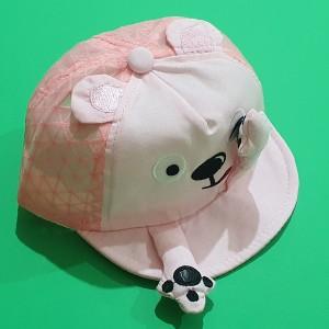 کلاه نوزادی پاندا پنگوئن 6248