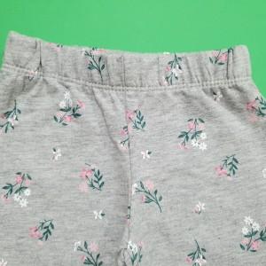 ست 3 تکه سوییشرتی گل خال خالی کارترز