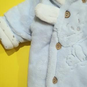 سرهمی زمستانی طرح خرگوش مادرو کد 410