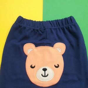 ست 3 تکه طرح خرس دختر هومن