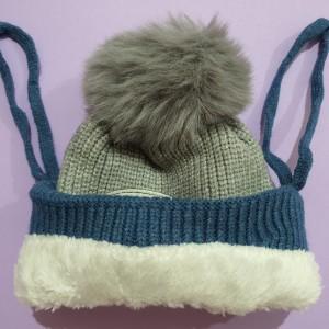 کلاه بافت طرح خرگوش