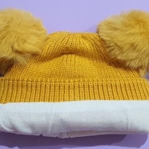 کلاه گرم طرح گربه