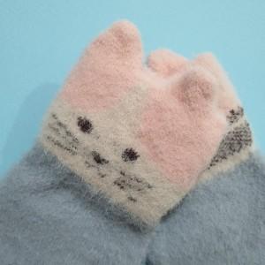 دستکش طرح گربه