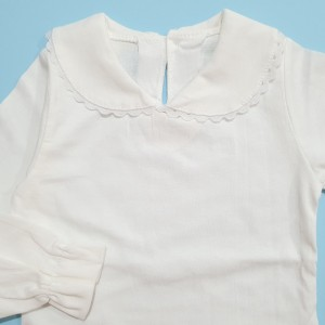 تی شرت آستین بلند یقه ب.ب الما کیدز