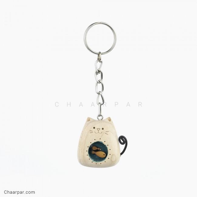 سرکلیدی گربه ماهی به دل