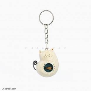 سر کلیدی گربه ماهی بدل