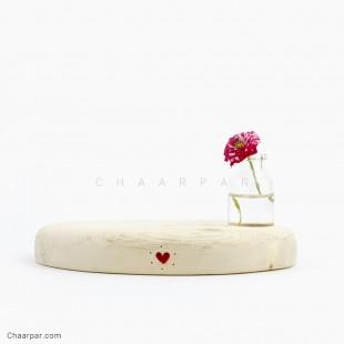 گلدان رومیزی خالی جفتی