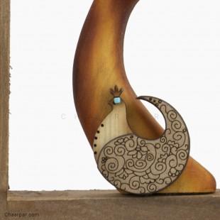 قاب گل لوتوس ایرانی | 1140