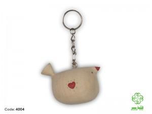 سر کلیدی پرنده قلبی