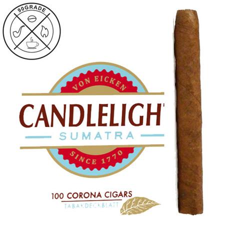 candlelight sumatra سیگار برگ