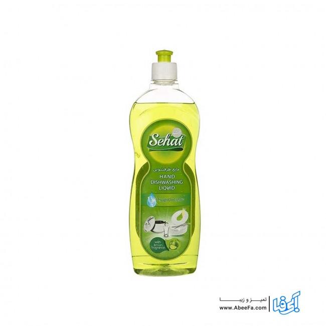 مایع ظرفشویی صحت مدل Lemon مقدار 750 گرم