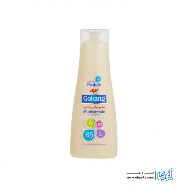 شامپو موی گلرنگ سری Plus Protein مدل Oily Hair مقدار 400 گرم