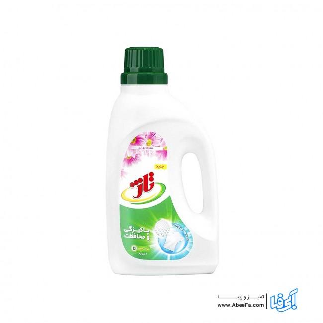 مایع لباسشویی سبز تاژ مقدار 1000 گرم