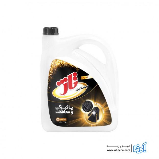 مایع لباسشویی مشکین تاژ مقدار 3750 گرم