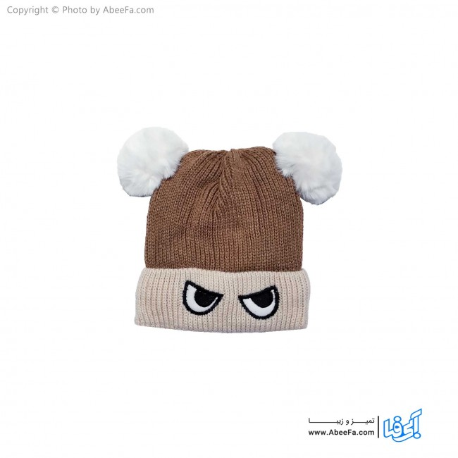 کلاه بافت کودک مدل AF1200
