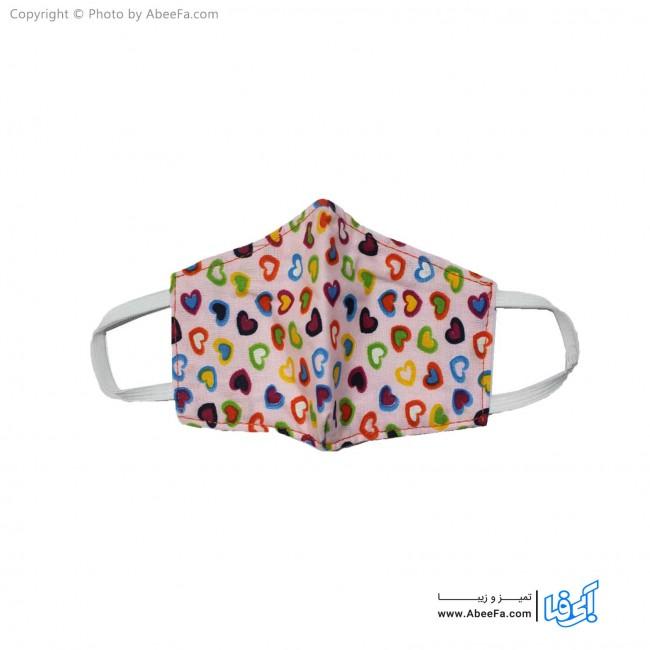 ماسک پارچه ای سه لایه کودک مدل AF1206
