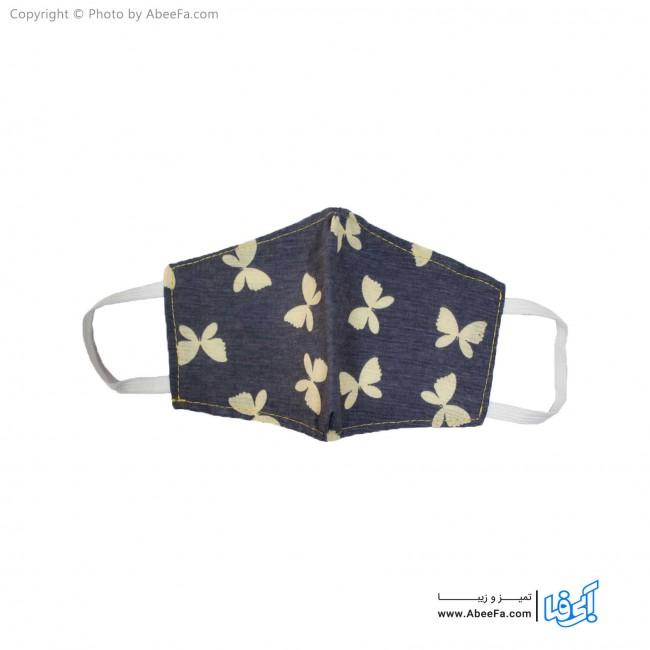 ماسک پارچه ای سه لایه کودک مدل AF1204