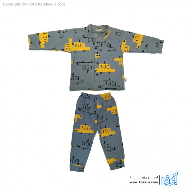 ست لباس راحتی پسرانه HO11