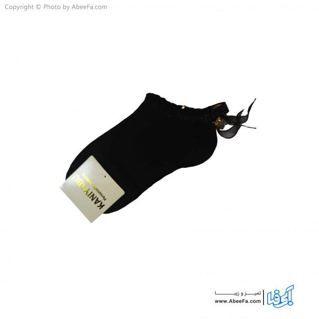 جوراب مچی زنانه کانی یابو مدل 2454 مشکی