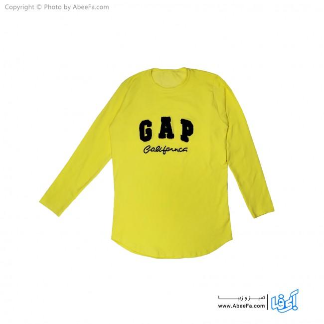 بلوز زنانه مدل GAP46Y زرد