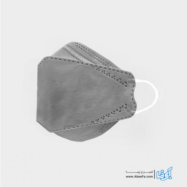ماسک سه بعدی مدل AB00 بسته 5 عددی