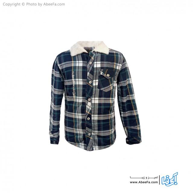 پیراهن بچگانه داخل خز مدل NGN1413G