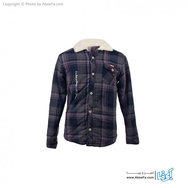 پیراهن بچگانه داخل خز مدل NGN1413P