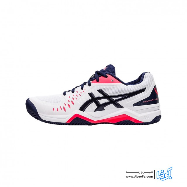 کفش تنیس اسیکس مدل Gel-Challenger 12-Clay