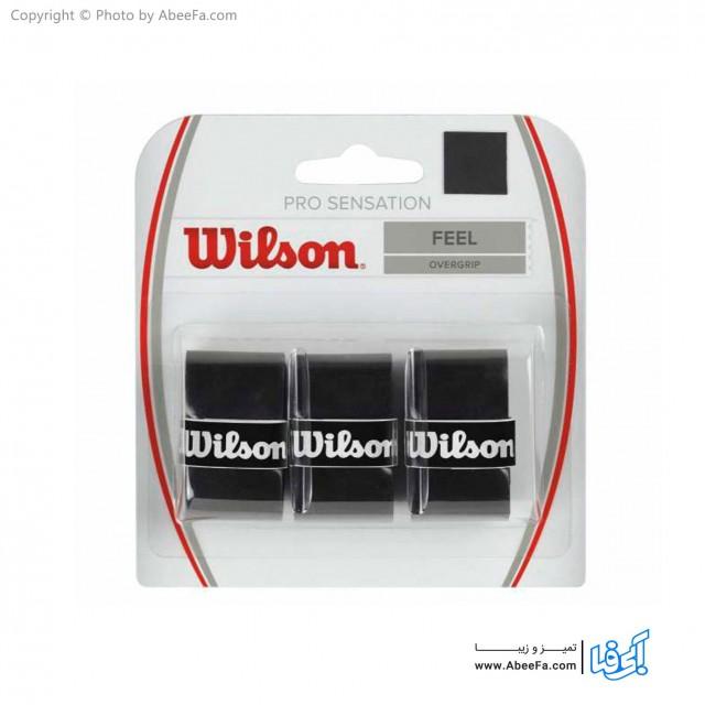 اور گریپ راکت ویلسون مدل Pro Sensation