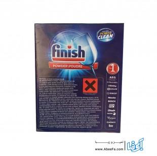 پودر ماشین ظرفشویی فینیش مدل 5X وزن 2000 گرم