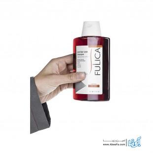 شامپو تقویت کننده و ضد ریزش مو فولیکا حجم 200 میلی لیتر