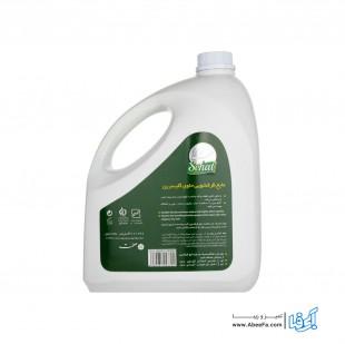 مایع ظرفشویی صحت مدل سبز مقدار 4000 گرم