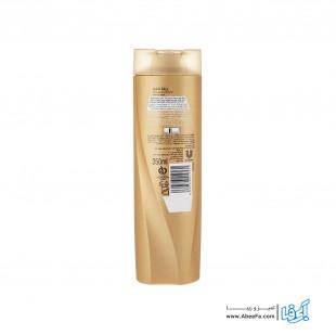 شامپو ضد ریزش مو سان سیلک مدل Soya Vitamin Complex مقدار 350 میلی لیتر