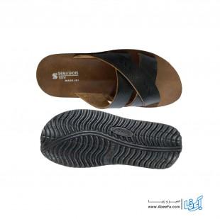 صندل مردانه کفش شیما مدل استیو کد sh-12esme