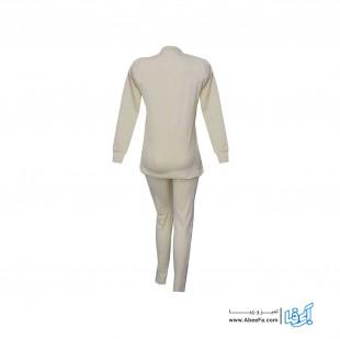 ست سویشرت و شلوار زنانه مدل خرگوش کد MA-LI.VA82070
