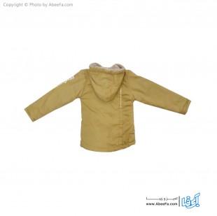کاپشن بچگانه مدل NGN13Y خردلی